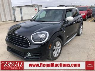 Used 2020 MINI Cooper Countryman COOPER ALL4 4D UTILITY AWD 1.5L for sale in Calgary, AB