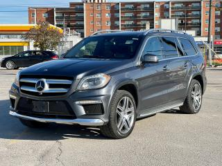 Used 2015 Mercedes-Benz GL-Class GL350 BlueTEC AMG PKG NAVIGATION/DVD/PANO SUNROOF for sale in North York, ON