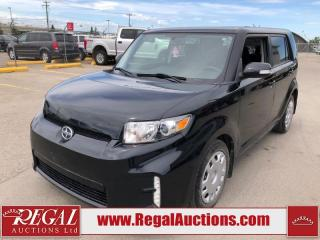 Used 2015 Scion xB BASE 4D HATCHBACK 2.4L for sale in Calgary, AB