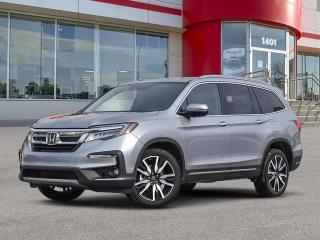 New 2021 Honda Pilot TOURING 8-PASSENGER for sale in Winnipeg, MB