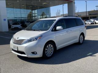 Used 2015 Toyota Sienna XLE AWD NAVIGATION/SUNROOF/LEATHER/CAMERA for sale in North York, ON