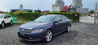 Used 2014 Volkswagen Passat HIGHLINE GARANTIE 1 ANS for sale in Pointe-aux-Trembles, QC