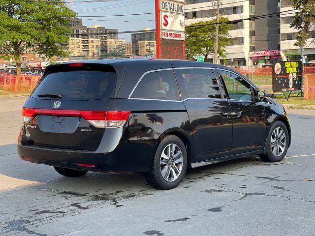 2015 Honda Odyssey Touring Navigation /DVD/Sunroof /Camera Photo6