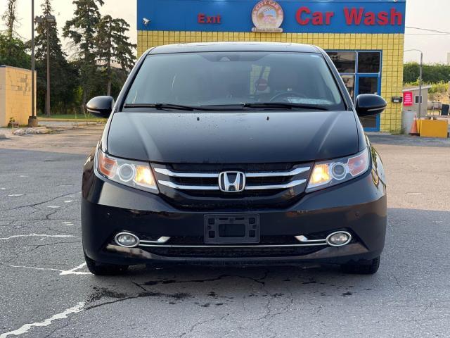 2015 Honda Odyssey Touring Navigation /DVD/Sunroof /Camera Photo9