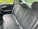 2017 Audi A4 Premium AWD  Leather/Sunroof /Camera Photo27
