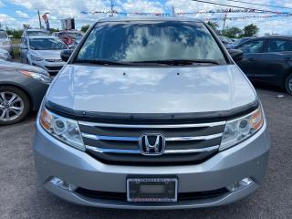 Used 2011 Honda Odyssey Touring for sale in Gloucester, ON