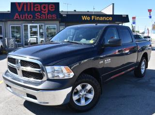 Used 2015 RAM 1500 ST CRUISE CONTROL! A/C! 4X4! for sale in Saskatoon, SK