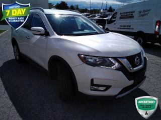 Used 2017 Nissan Rogue SV | CLEAN CARFAX | KEYLESS ENTRY | ALLOYS | HEATED SEATS | for sale in Barrie, ON