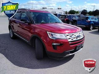 Used 2018 Ford Explorer XLT | CLEAN CARFAX | PWR LIFTGATE | ADAPT CRUISE | HEATED SEATS | for sale in Barrie, ON