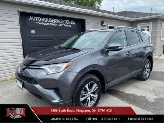 Used 2018 Toyota RAV4 LE All Wheel Drive - Heated Seating - New Goodyear Tires! for sale in Kingston, ON