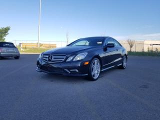 Used 2010 Mercedes-Benz E-Class E 350  | $0 DOWN - EVERYONE APPROVED!! for sale in Calgary, AB