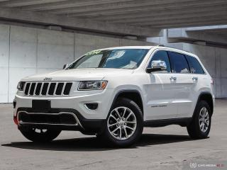 Used 2014 Jeep Grand Cherokee Limited | Local Trade for sale in Niagara Falls, ON