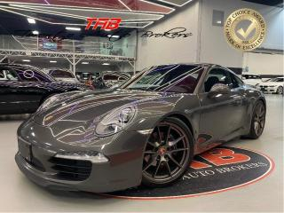 Used 2013 Porsche 911 CARRERA I 6-SPEED I NAVI I SUNROOF I COMING SOON for sale in Vaughan, ON