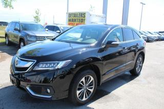 Used 2017 Acura RDX 3.5L | Sale! June 24th On All Inventory! for sale in Whitby, ON