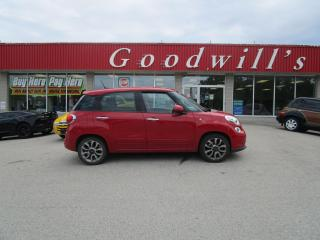 Used 2014 Fiat 500 L SPORT! CLEAN CARFAX! for sale in Aylmer, ON