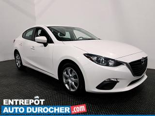 Used 2015 Mazda MAZDA3 GX - Bluetooth - Climatiseur for sale in Laval, QC