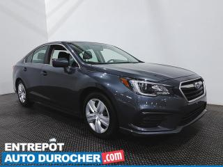 Used 2018 Subaru Legacy AWD- Apple/Android - Bluetooth - Caméra de Recul for sale in Laval, QC