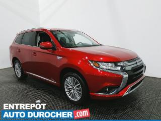 Used 2020 Mitsubishi Outlander Phev SEL - AWD-Apple-Bluetooth-toit Ouvrant-Cuir for sale in Laval, QC