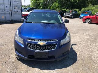 Used 2012 Chevrolet Cruze LS+ w/1SB for sale in Whitby, ON