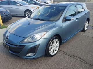 Used 2010 Mazda MAZDA3 GT ***Rare Model/Very Good Condition*** for sale in Hamilton, ON