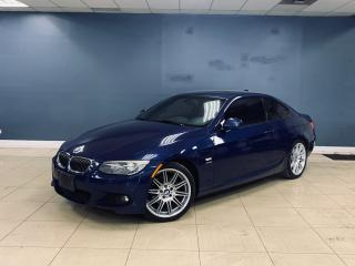 Used 2012 BMW 3 Series 328i|Coupe|AWD|Mpackage|Navigation|Sunroof|Screen for sale in North York, ON