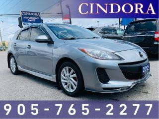 Used 2012 Mazda MAZDA3 GX, Auto, Bluetooth, Very Clean! for sale in Caledonia, ON