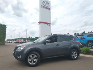 Used 2015 Toyota RAV4 XLE for sale in Moncton, NB