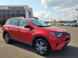 Used 2017 Toyota RAV4 LE for sale in Fredericton, NB