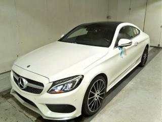 Used 2017 Mercedes-Benz C-Class C300 4MATIC Coupe, Red Interior, Burmester Sound, 360 Cam for sale in Concord, ON