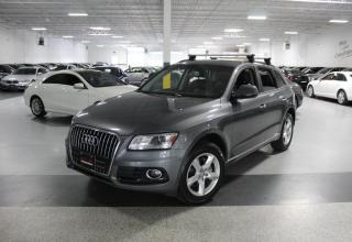 Used 2017 Audi Q5 QUATTRO NO ACCIDENTS I PANOROOF I PUSH START I HEATED SEATS for sale in Mississauga, ON