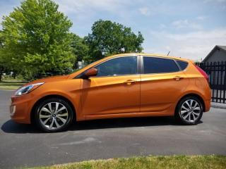 Used 2016 Hyundai Accent 5DR HB for sale in Stoney Creek, ON