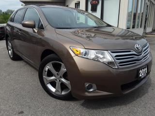 Used 2011 Toyota Venza FWD V6 - LEATHER! BLUETOOTH! LOW KM! for sale in Kitchener, ON