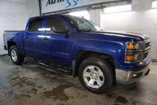 Used 2014 Chevrolet Silverado 1500 Z71 OFF-ROAD 4x4 CAMERA CERTIFIED 2YR WARRANTY *FREE ACCIDENT* HEATED LEATHER for sale in Milton, ON