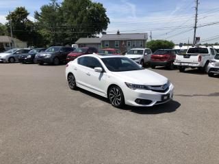 Used 2016 Acura ILX 8-Spd AT w/ Technology Plus Package for sale in Truro, NS
