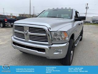 Used 2016 RAM 2500 SLT for sale in Yarmouth, NS
