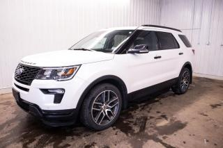 Used 2018 Ford Explorer SPORT for sale in Yarmouth, NS