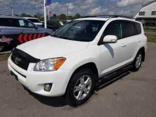 Used 2011 Toyota RAV4 Base I4 4WD Extra Clean! 4x4! Moonroof! for sale in Dunnville, ON