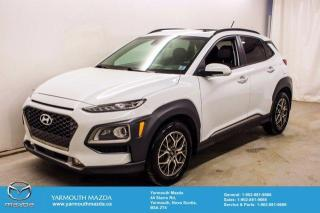 Used 2018 Hyundai KONA Ultimate for sale in Yarmouth, NS