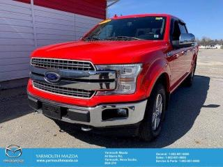 Used 2018 Ford F-150 Lariat for sale in Yarmouth, NS