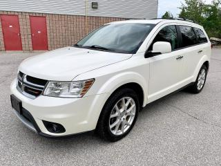 Used 2015 Dodge Journey R/T | AWD | 7 PASS | NAVI | BACKUP CAM | for sale in Barrie, ON
