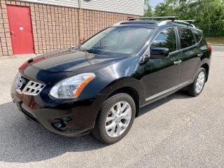Used 2012 Nissan Rogue SL | AWD | NAVI | BACKUP CAM | BLUETOOTH | for sale in Barrie, ON
