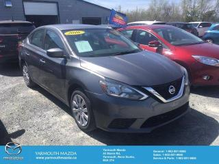 Used 2016 Nissan Sentra S for sale in Yarmouth, NS