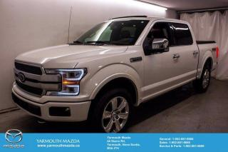 Used 2019 Ford F-150 PLATINUM for sale in Yarmouth, NS