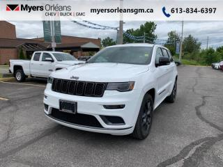 Used 2019 Jeep Grand Cherokee Limited X  - Navigation for sale in Orleans, ON