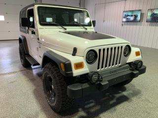 Used 2002 Jeep Wrangler Sport #Restored #New Tires for sale in Brandon, MB