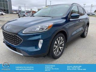 Used 2020 Ford Escape Titanium Hybrid for sale in Yarmouth, NS
