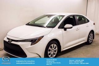 Used 2020 Toyota Corolla LE for sale in Yarmouth, NS