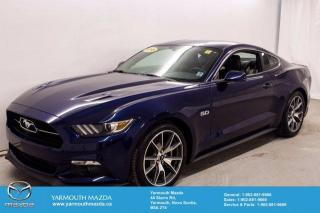 Used 2015 Ford Mustang GT 50 Years Limited for sale in Yarmouth, NS