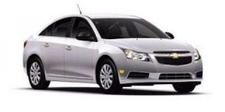 Used 2013 Chevrolet Cruze LS for sale in Yarmouth, NS