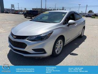 Used 2018 Chevrolet Cruze LT AUTO for sale in Yarmouth, NS